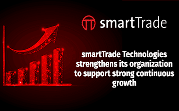 smartTrade Technologies strengthens its organization to support strong continuous growth