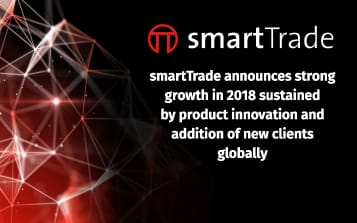 smartTrade announces strong growth in 2018